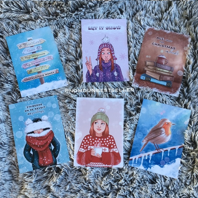 Pack maxi hiver (affiches A5)
